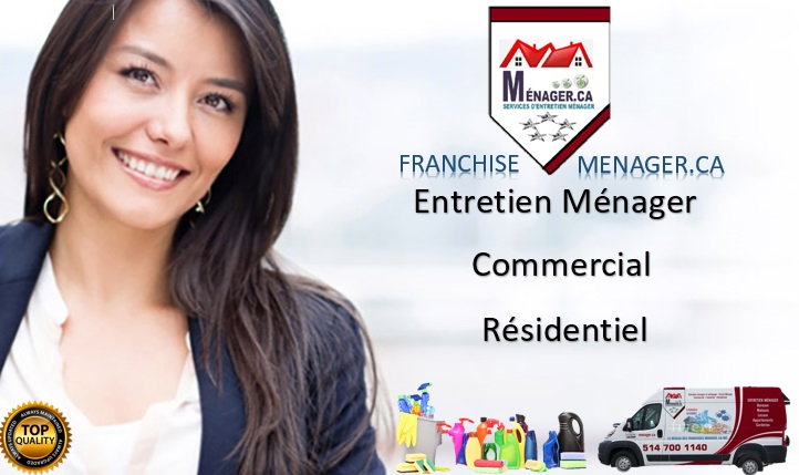 entretien menager services grand montreal